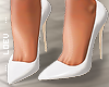 ♥ White Heels!