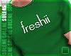 s | Green Merch M