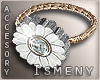 [Is] Sparks Daisy Ring