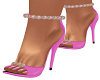 Pink Bari Heels