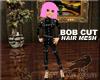 Purdy Bob Cut Hair Mesh