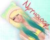 Kat Hat = Lil Turquiose