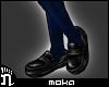(n)Moka Loafers