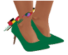 DOMINICA FLAG SHOES