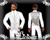 :L:JB Wedding Vest WtSl