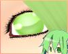 ~R~ P. Diva Green eyes