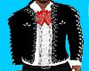 Mariachi Jacket Black