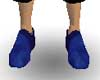 animated Blue Shoes