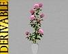 3N:DERIV: Roses / Vase