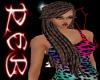 Zendaya Black Brown