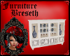 BS* White China Cabinet7