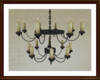 -IC- Candles Chandeliers