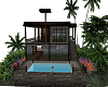 small house w/pool