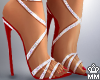 Slippin' Shoes - Red