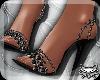 ! Black Gems Heels