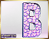 ♡ Balloon Mosaic 'B'