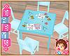 !✿ Baby Art Table