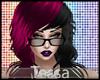 TT: Fashion Glasses Gray