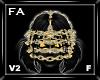 (FA)ChainFaceOLFV2 Gold2