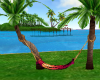 tropicalbeach hammock