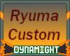 Ryuma Custom Bracer