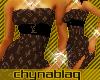 .CB. L.V. Dress