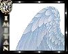 (MI) Angel blue wings