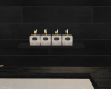 Pine Bluff Wall Candles