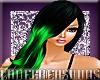KraftyC Green Hair