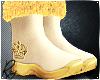 ROYAL Boots-Gold