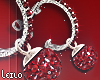 ! L! Amor Earrings