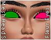 MH Fleur 2 Tone Eyes