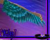 [kly]Azure Harpy Wings
