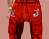 RED TACTICAL PANTS