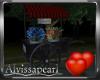 Lovers Moon Flower Cart