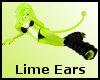 Lime Lion Ears