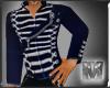 [M] Sharpe Coat Blue