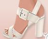 🇾 Sandals White