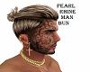 PEARL RHINE MAN BUN