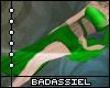 `B Renewed Green