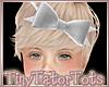 H. Blonde Baby Hair