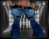 Designer Western Jeans