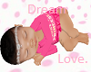 Love. Baby Dream sleepng