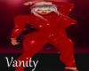 PVC Bodysuit in Red