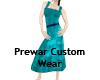 Prewar Custom Dress
