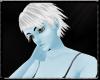 Light blue skin