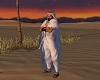 White Desert Pants