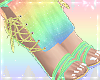 Rainbow Sparkle Shoe