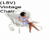 (LBV) Vintage Chair