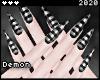 ◇Long Nails Stripes